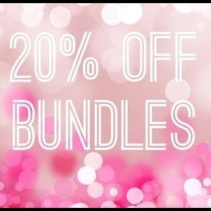 20% Off 2 or More Items!